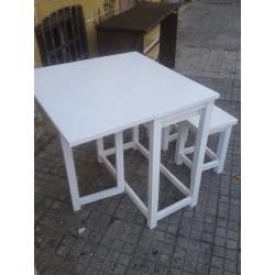 Mesa para espacios reducidos