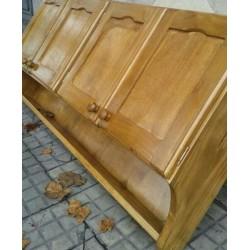 Aéreos de cocina de madera
