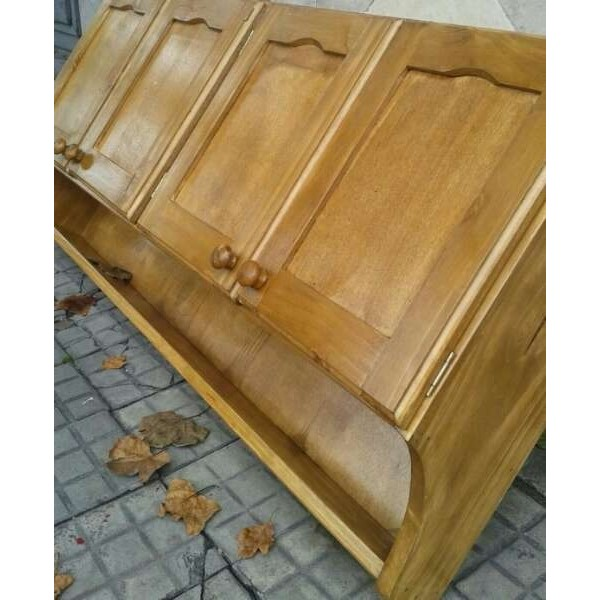 A reos de cocina de madera la casa de madera for Aereos de cocina