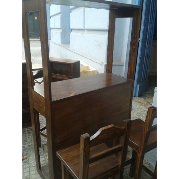Muebles de Madera en Montevideo, Uruguay - La Casa De Madera